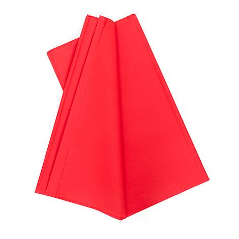 Mantel fiesta color rojo