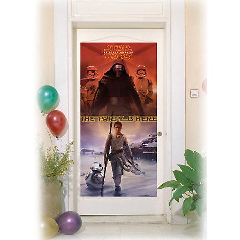 Cartel puerta de Star Wars VII: El despertar de la fuerza