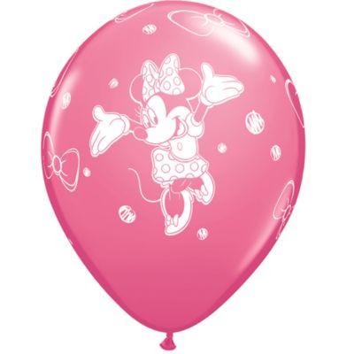 Minnie Maus - 6 x Luftballons