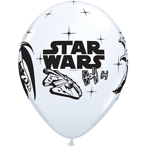 6 ballons Star Wars
