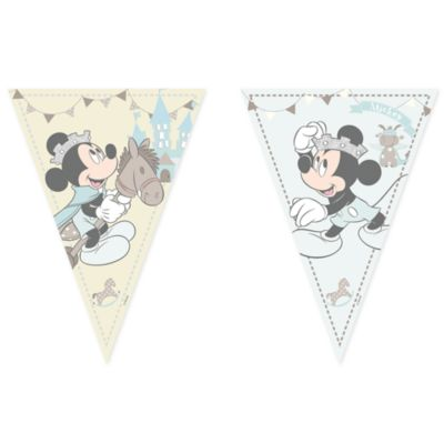 Bannière drapeau Prince Mickey Mouse