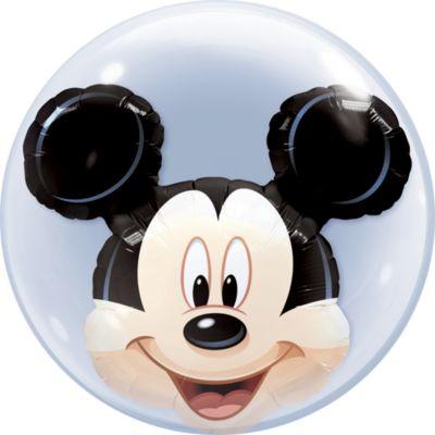Ballon bulle Mickey Mouse
