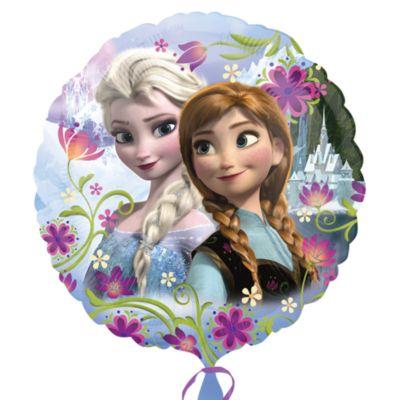 Ballon métallisé La Reine des Neiges