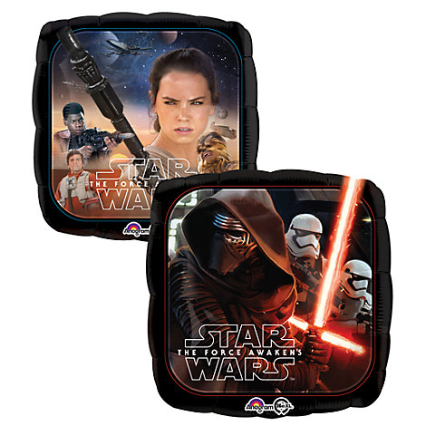 Globo brillante Star Wars