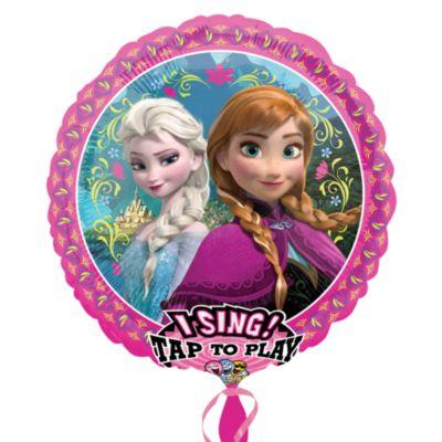 Ballon musical La Reine des Neiges