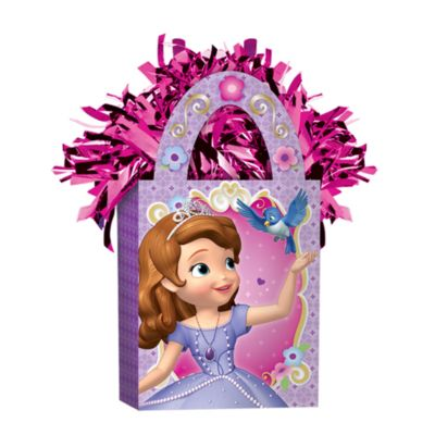 Contrapeso globo Princesa Sofía