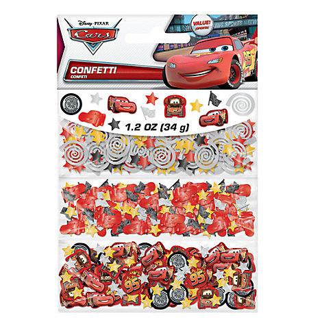 Disney Pixar Cars, coriandoli decorativi