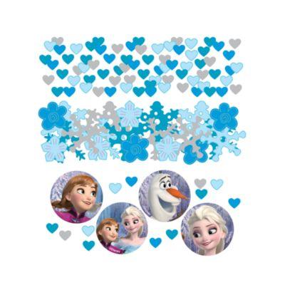 Frozen – Il Regno di Ghiaccio, coriandoli decorativi