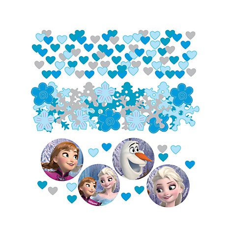 Frozen Confetti