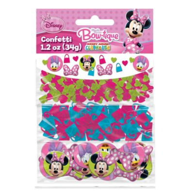 Confettis Minnie Mouse