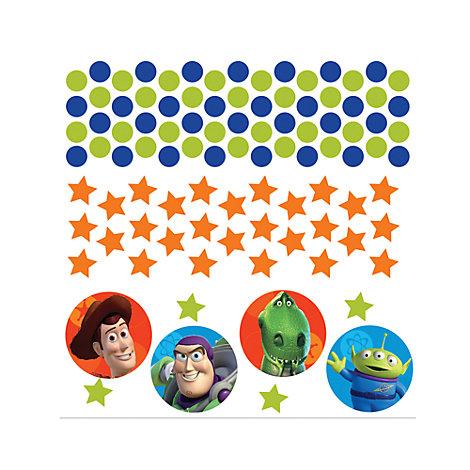 Toy Story, coriandoli