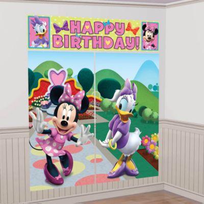 Minnie Maus - Wanddekoration