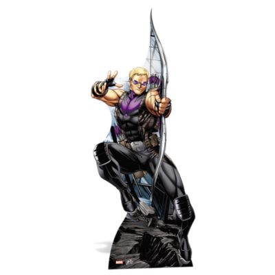 Hawkeye Character Cut Out