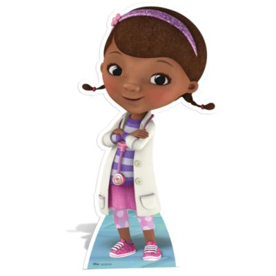 Doc McStuffins Character Cut Out