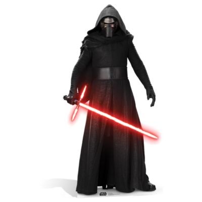 Kylo Ren Character Cut Out