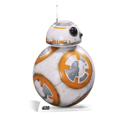 BB8 Character Cut Out