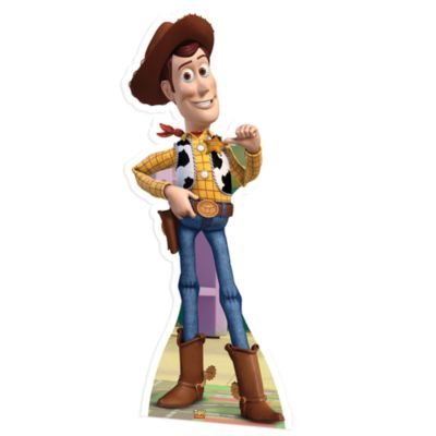 Silhouette Woody