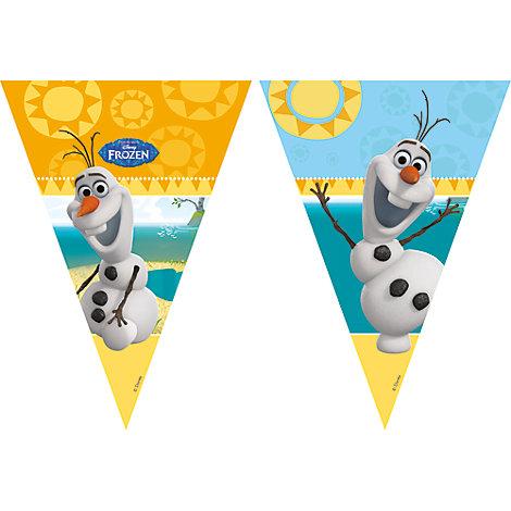 Banderines decorativos Olaf