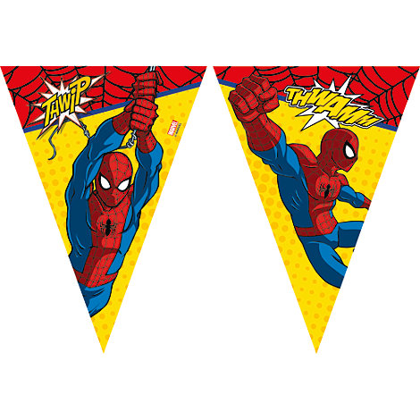 Spider-Man Flag Banner