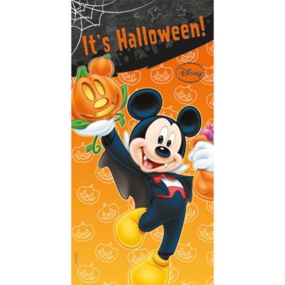 Micky Maus - Halloween Türbanner