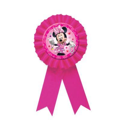 Minnie Mouse Award Ribbon