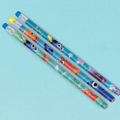 Finding Dory 12 Piece Pencil Pack
