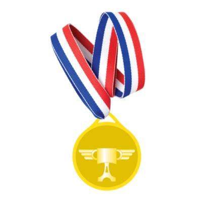 Medallas Disney Pixar Cars (6 u.)
