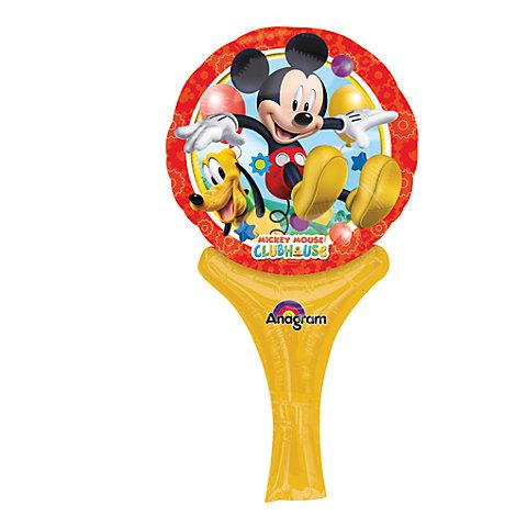 Micky Maus - Partyspielzeug aufblasbar