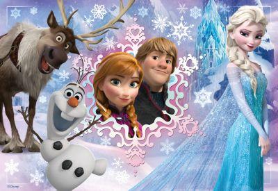 Frozen 35 Piece Puzzle