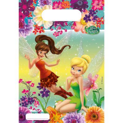 Disney Fairies 6x Party Bag Pack