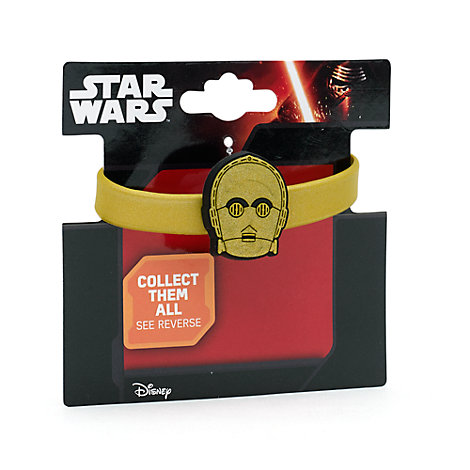 C-3PO Bracelet, Star Wars