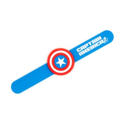Captain America Snap Band