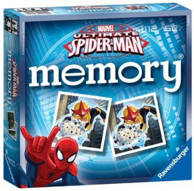 Spider-Man Matching Pairs Memory Game