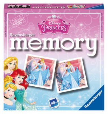 Disney Princess Matching Pairs Memory Game