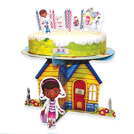 Doc McStuffins Cake Decorating Set