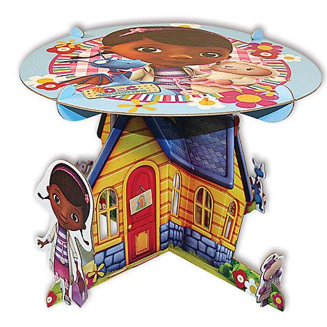 Doc McStuffins Spielzeugärztin - Kuchenständer