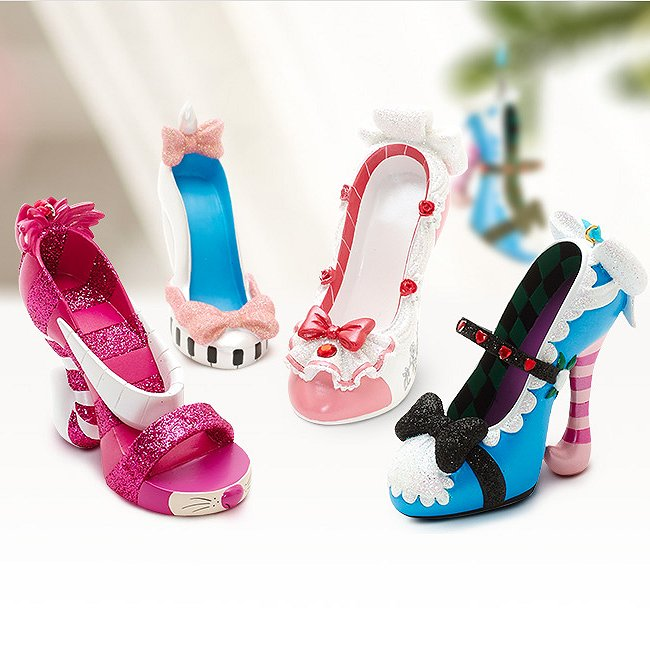 Shoe Ornament Collection
