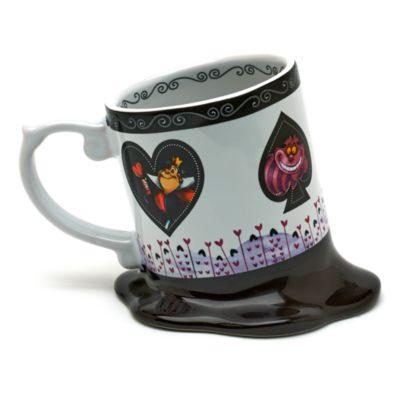 Disneyland Paris Alice In Wonderland Melted Mug