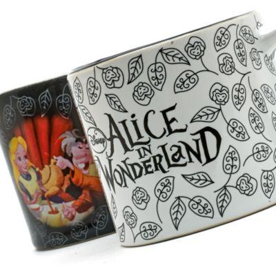 Disneyland Paris Alice In Wonderland Set Of 2 Mugs