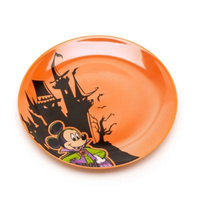 Mickey Mouse Halloween Plate, Walt Disney World