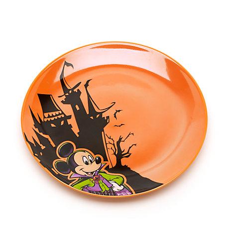 Assiette Halloween Mickey Mouse, Walt Disney World
