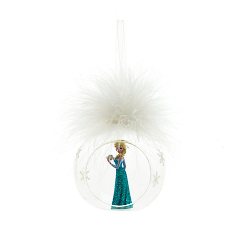 Elsa Plume Bauble, Disneyland Paris