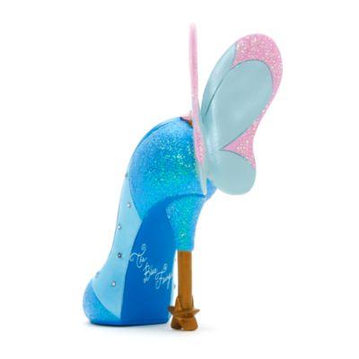 Chaussure décorative miniature La Fée Bleue