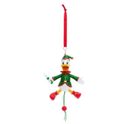 Decoración navideña Donald, Walt Disney World