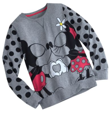 Minnie And Mickey Mouse Adult Love Pyjamas