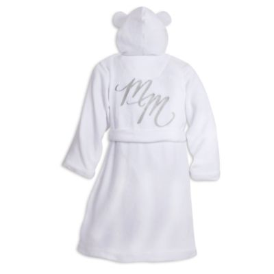 Minnie Mouse Ladies' Embroidered Robe
