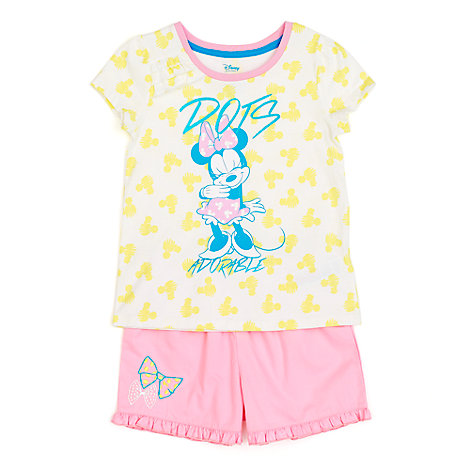 Minnie Mouse Premium Pyjamas For Kids