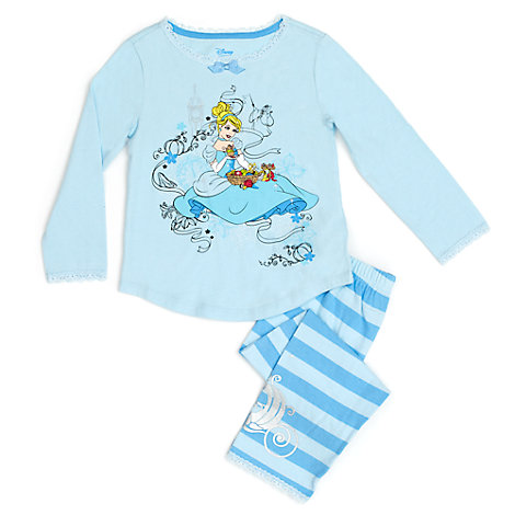 Cinderella Pyjamas For Kids