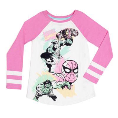 Pijama infantil Marvel