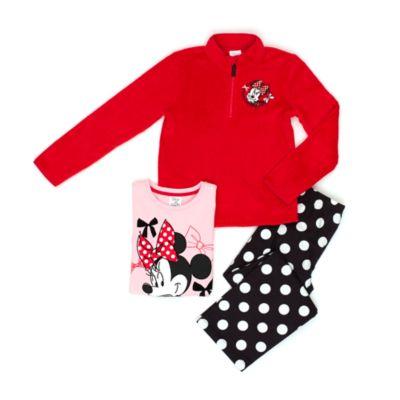 Pyjama Minnie Mouse 3 pièces pour enfants
